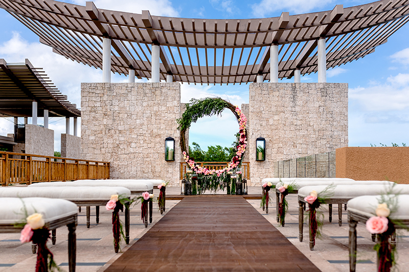 playa del carmen wedding locations
