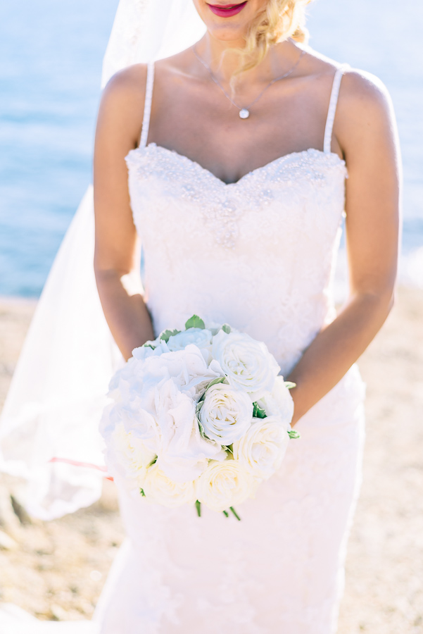 mykonos wedding florist