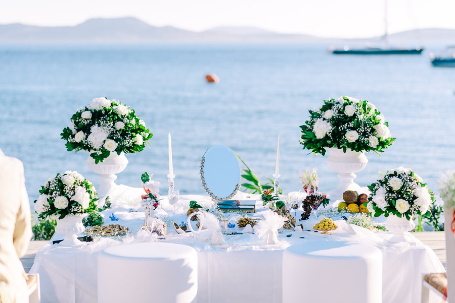 mykonos weddings