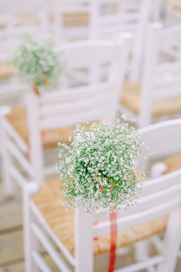 babys breath wedding