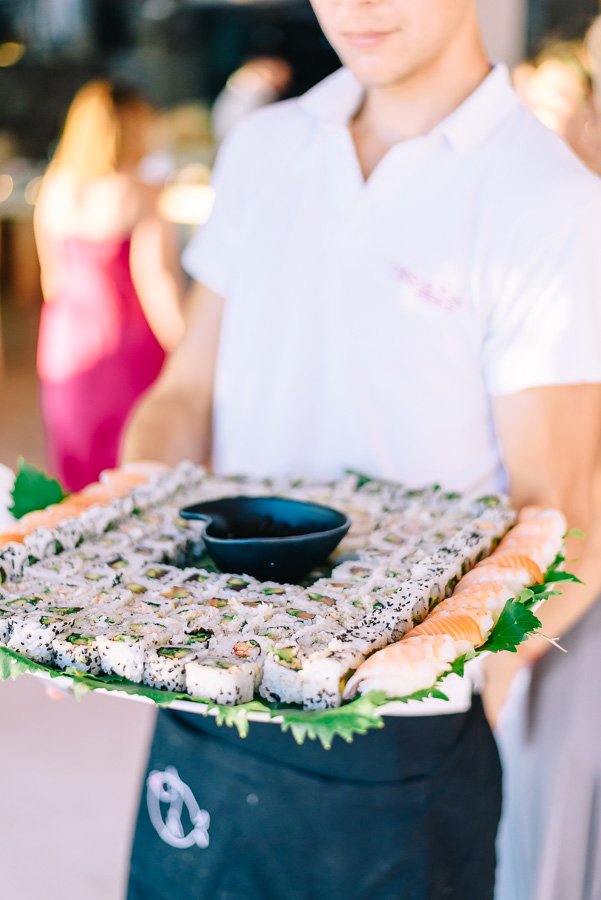 greece wedding caterers