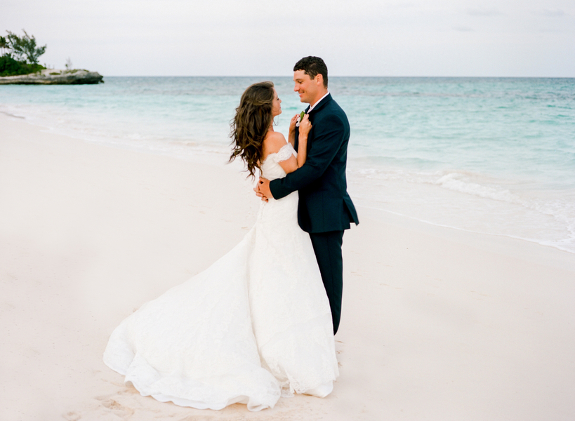 wedding location the bahamas