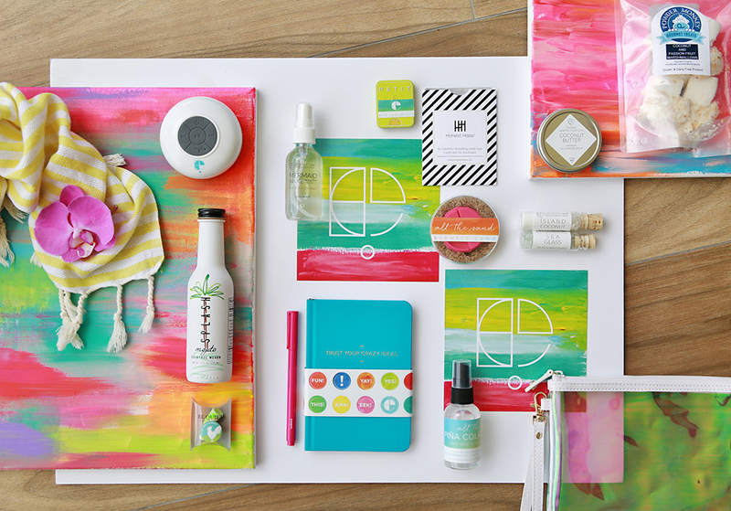 Destination Wedding Welcome Bag Ideas From Engage17