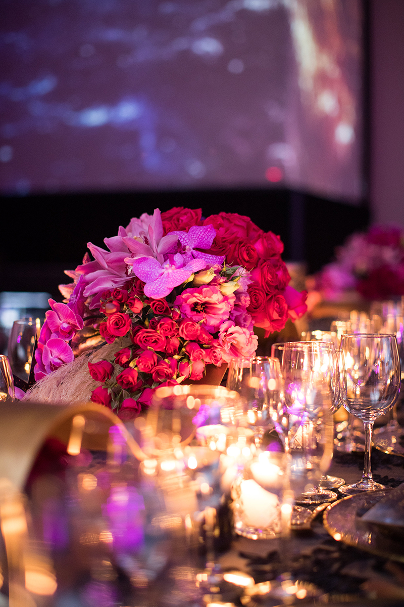 Colorful Star Themed Wedding Reception Engage17 The Destination