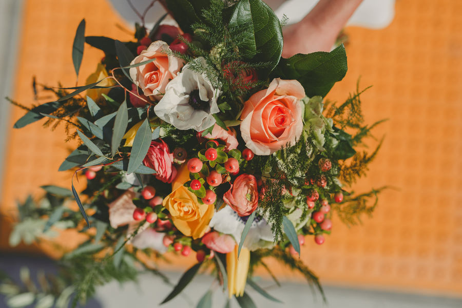 palm springs wedding florist