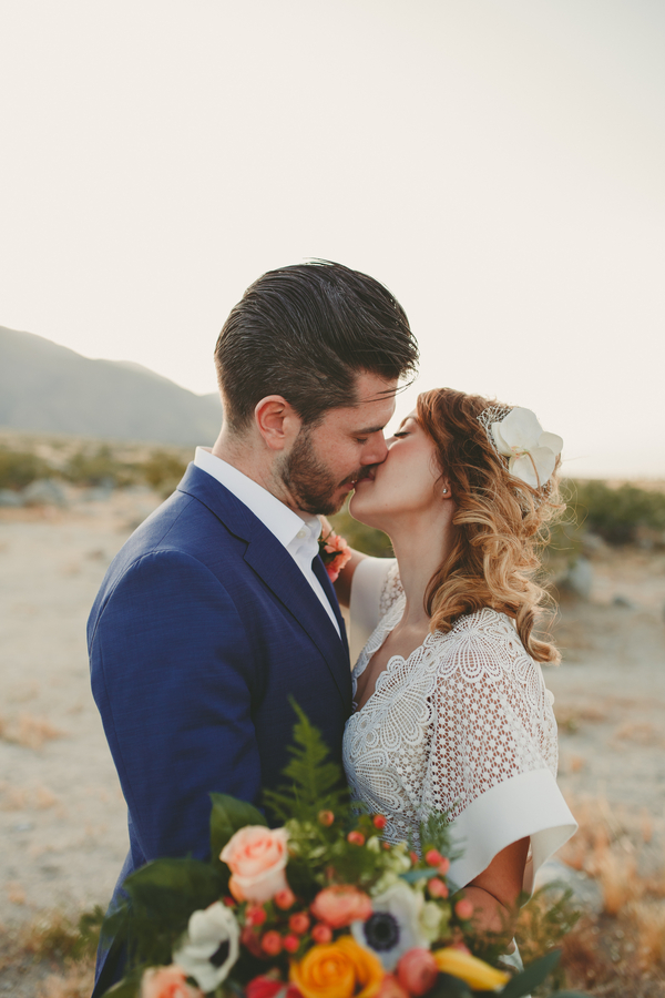 desert destination wedding