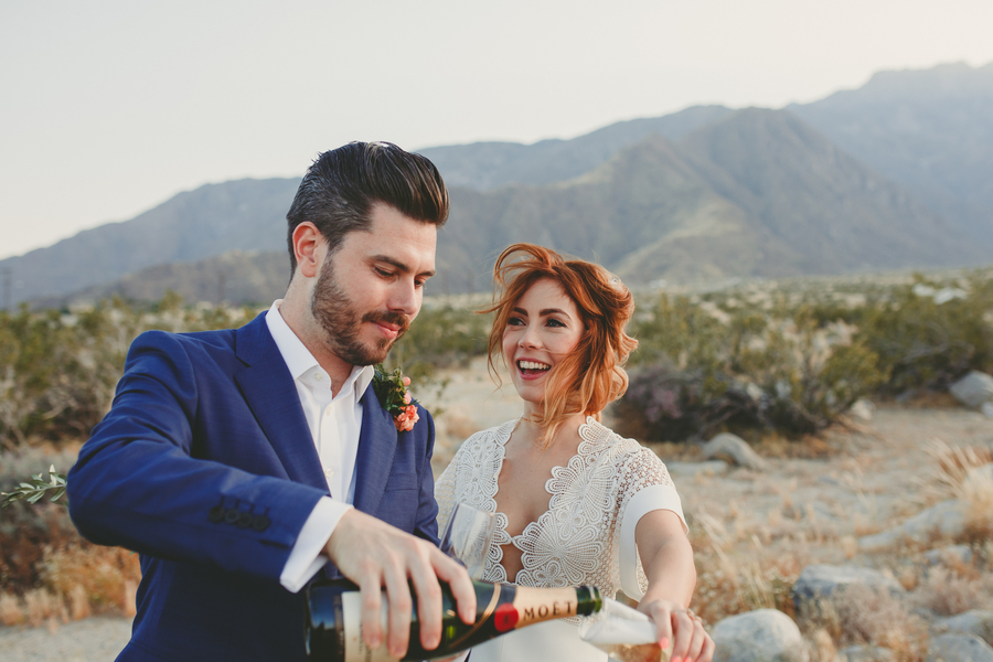 desert destination weddings