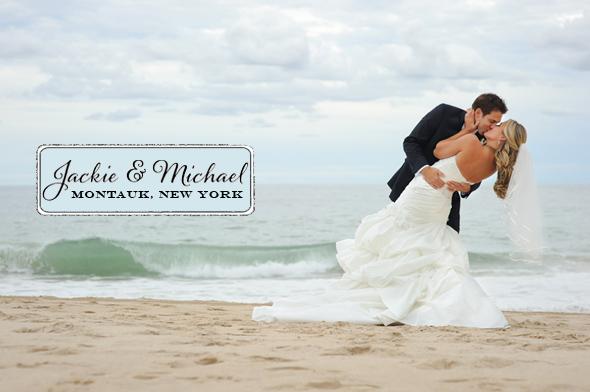 Destination Wedding In Montauk Ny The