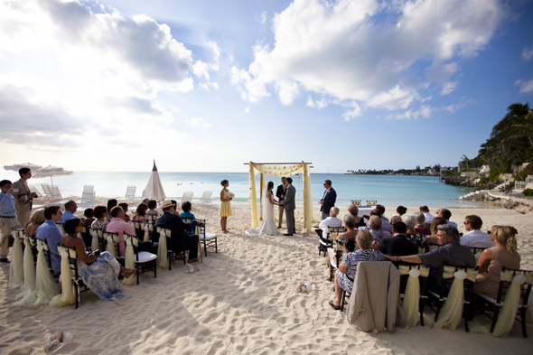 Beach Wedding Arches Bahamas Locations