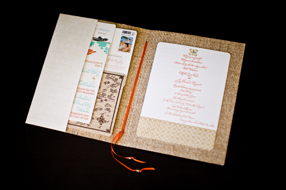 Mexico Destination Wedding Invitation