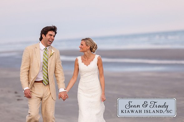 Kiawah Island Sc Beach Wedding
