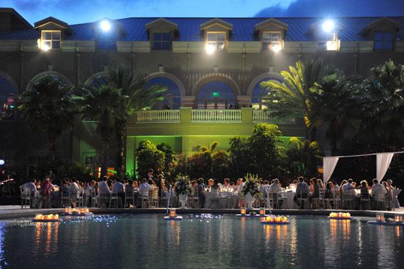 Ritz Carlton Grand Cayman Weddings