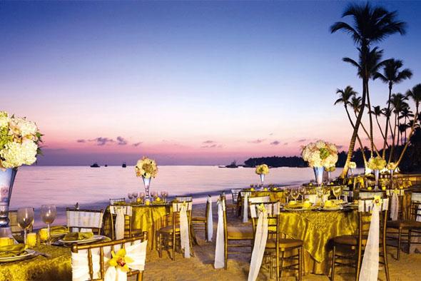 Dreams Palm Beach Destination Wedding