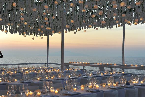 Destination Wedding In Capri
