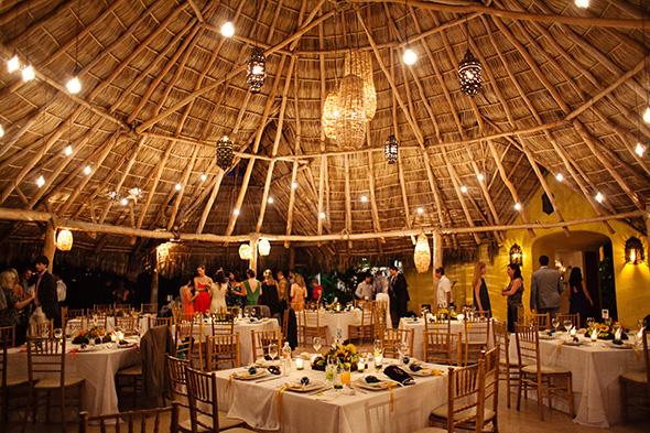 Brightly Colored Beach Wedding in Sayulita, Mexico - The ...