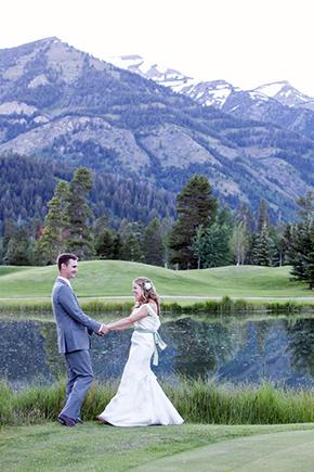 Jackson Hole Wedding Location