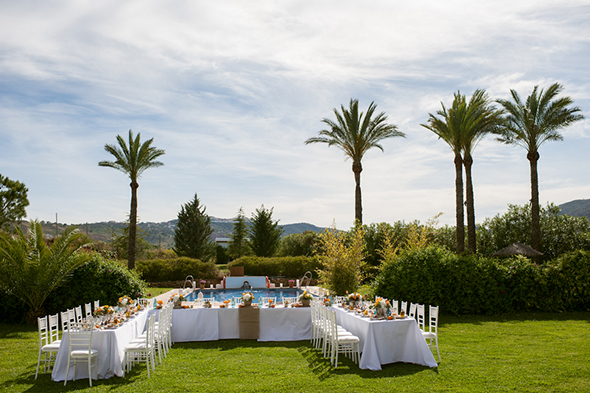 Spain Destination Weddings Wedding