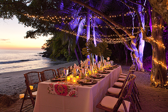 Beach Wedding Ideas In Costa Rica The Destination Blog