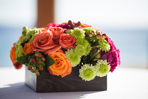 mexican wedding flowers colorful cabo san lucas mexico destination wedding the 5861