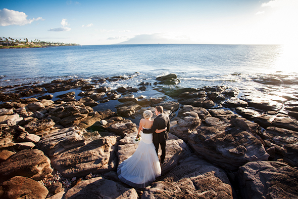 hawaii destination wedding photographer An Intimate Destination Wedding in Maui, Hawaii