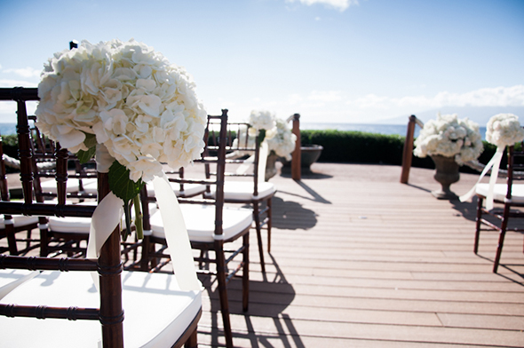 white weddings An Intimate Destination Wedding in Maui, Hawaii