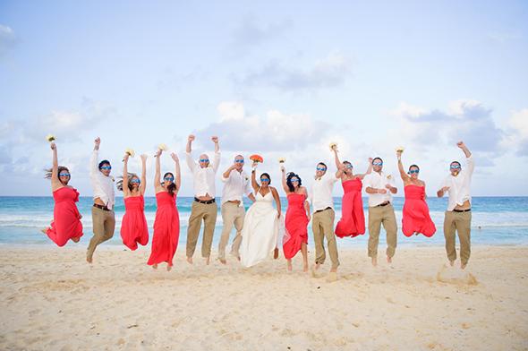 C Bridesmaid Dress Beach Wedding Colors Options