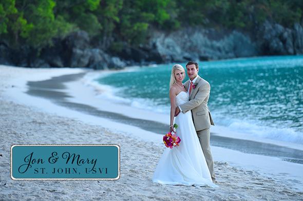 Usvi Destination Wedding Today S From St John