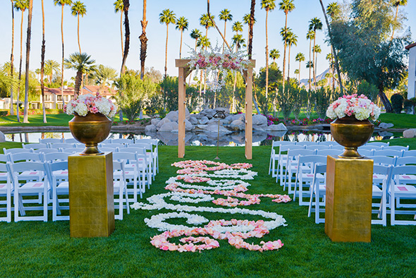 Palm Desert Wedding Location