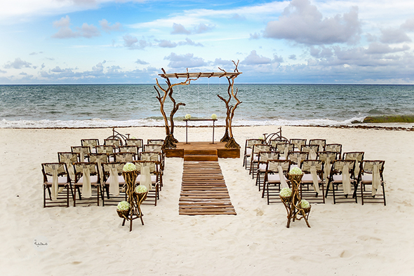 Beach Wedding Locations Mexico