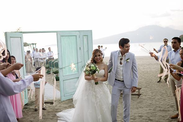 Wedding Beach Philippines