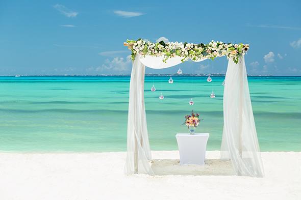 Luxury Resort For A Destination Wedding