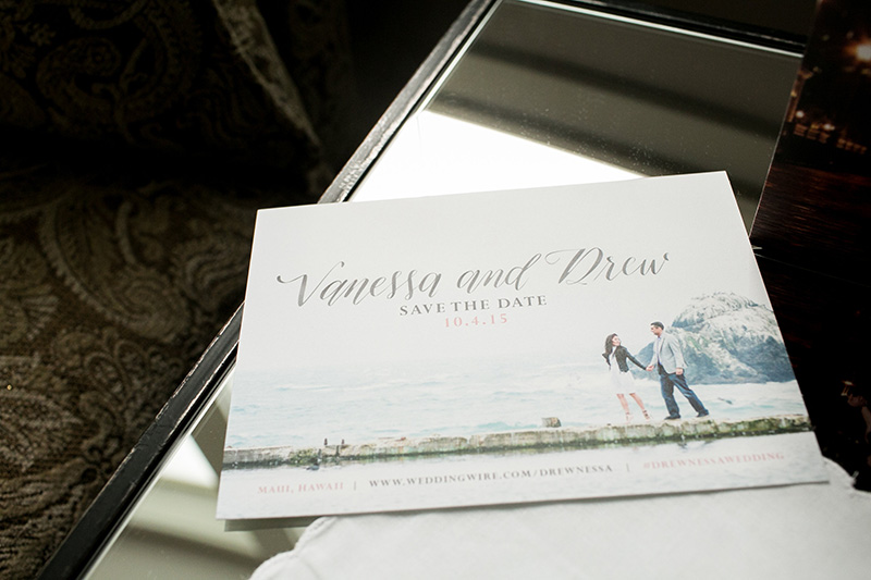 Brand new Blush Pink + Grey Seaside Wedding in Maui, Hawaii - The  IM93