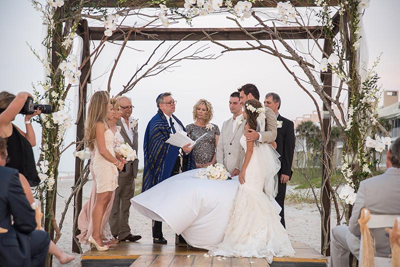 White Beach Weddings
